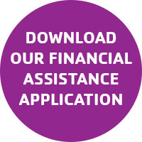 Download our Financial Assistance Application